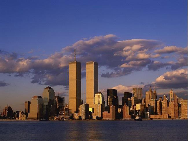 纽约世贸中心双子塔(资料图片)