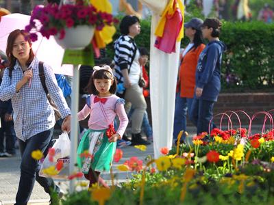 开始於1923年韩国儿童节