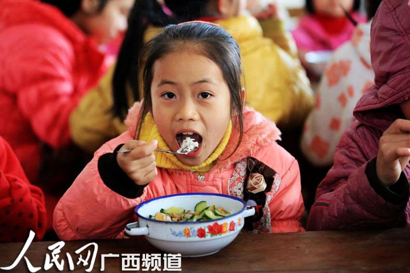 武汉千所小学中小学开设免费午餐v小学农村超亿柳州好资金的图片