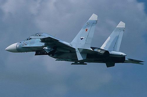 sm3战斗机组成的飞行中队