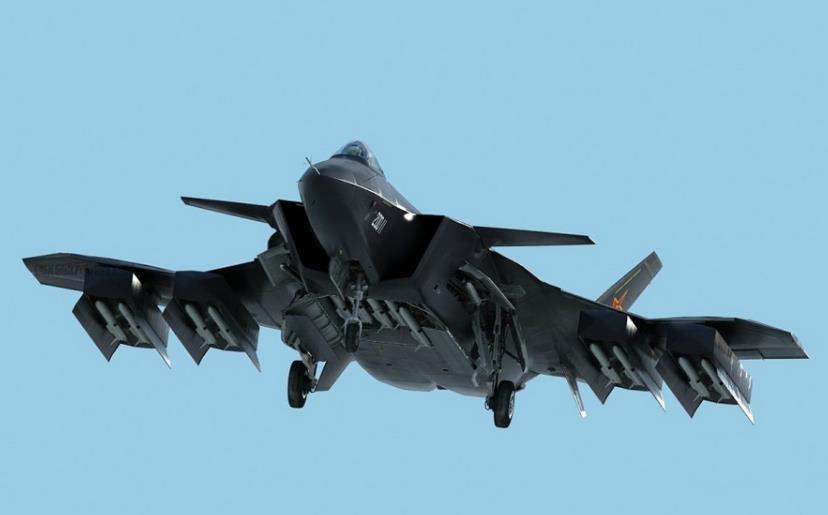 前掠翼战斗机验证飞机;