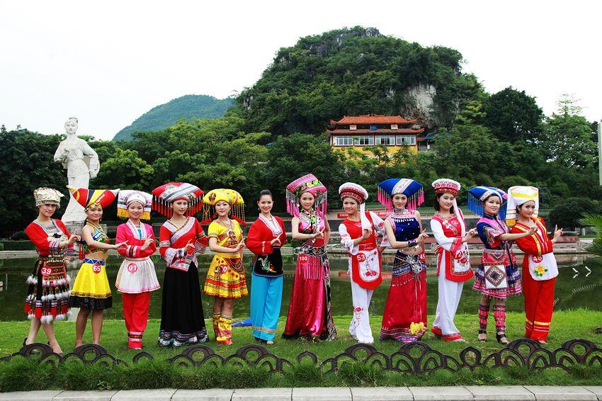 宜州创建广西特色旅游名县 一季度旅游收入3