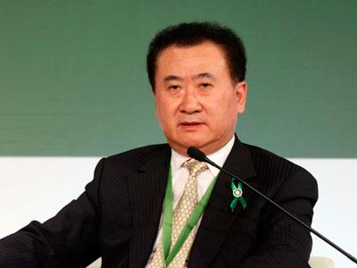 中国 王健林/No.2 王健林 800亿元大连万达集团股份有限公司董事长