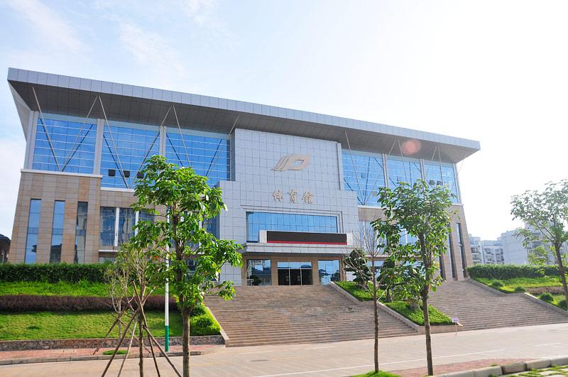 广西中医药大学校园