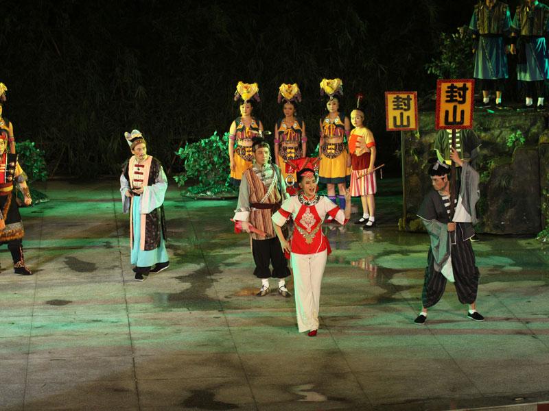 广西宜州一带刘三姐歌谣的艺术特色和演唱魅力