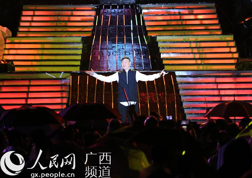 韩磊《等待》-2014年南宁国际民歌艺术节举行 陶喆韩磊汪小敏霍尊众