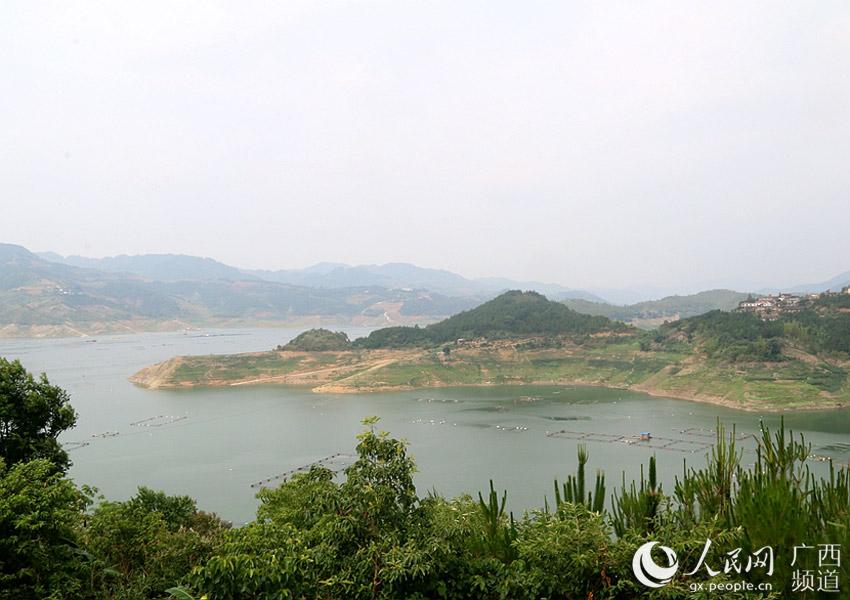 苏坊镇的风景优美地方