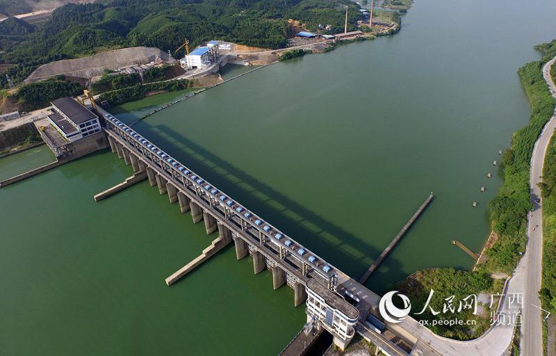融安水电站工程位於融安县浮石镇下游的珠江流域西江