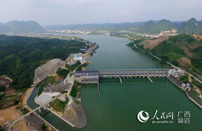 融安水电站工程位于融安县浮石镇下游的珠江流域西江