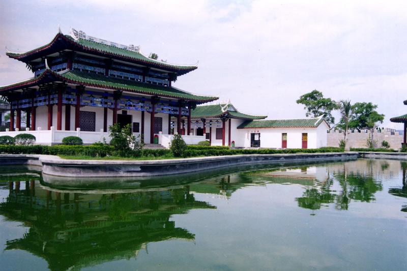 容县贵妃园景区