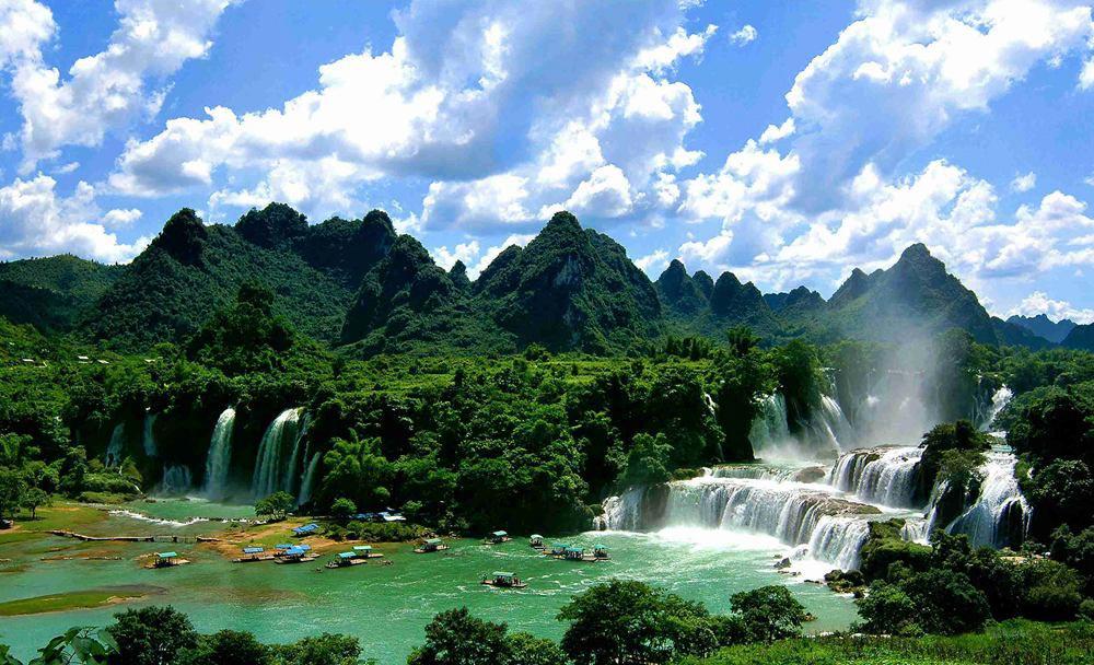 广西南宁山水风景