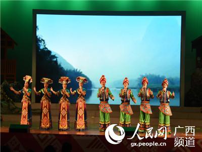 广西宜州市举办创建中华诗词之乡