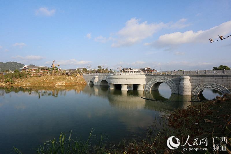广西北海风景照