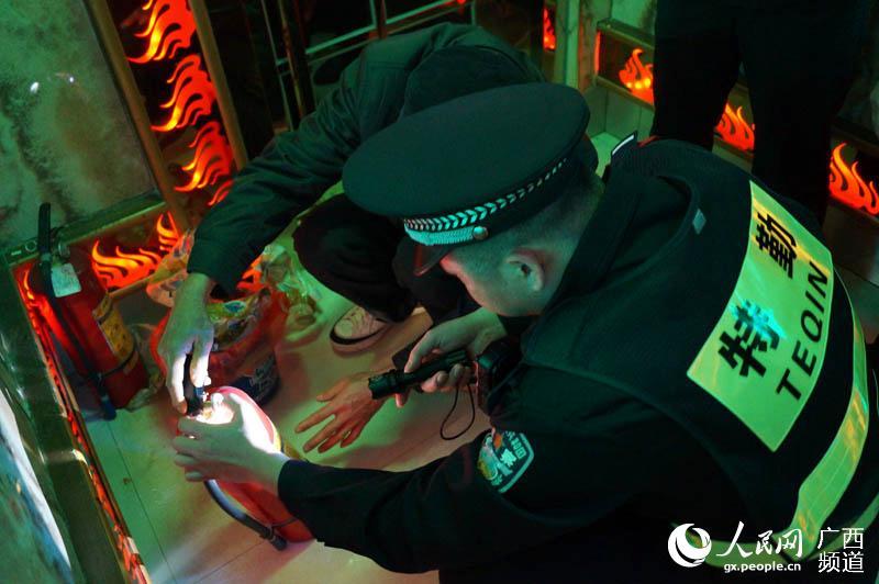 检查ktv消防设施