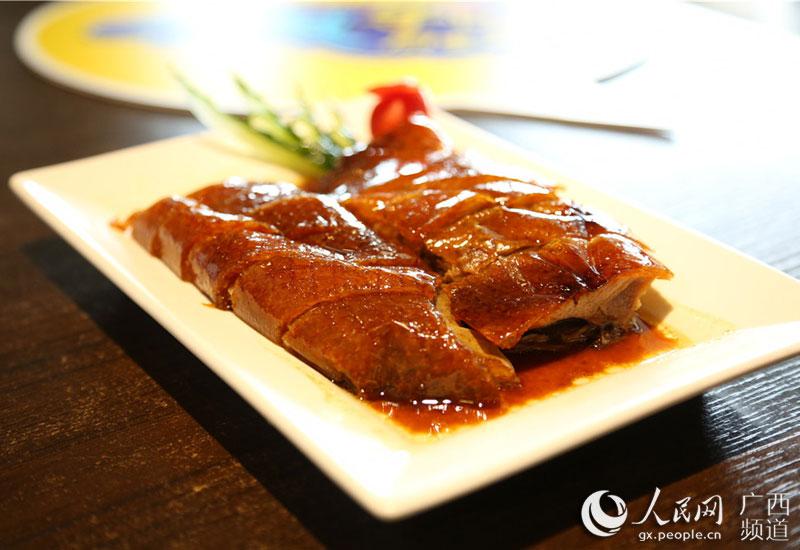 广西风景 美食 图片