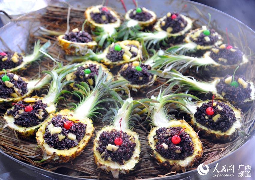 华南海鲜市场海鲜图片
