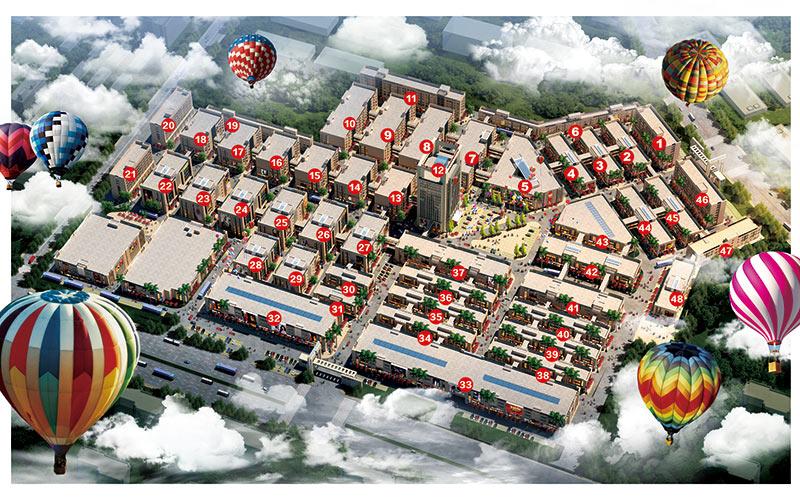 2016年10月保利建材装饰家居广场将开业