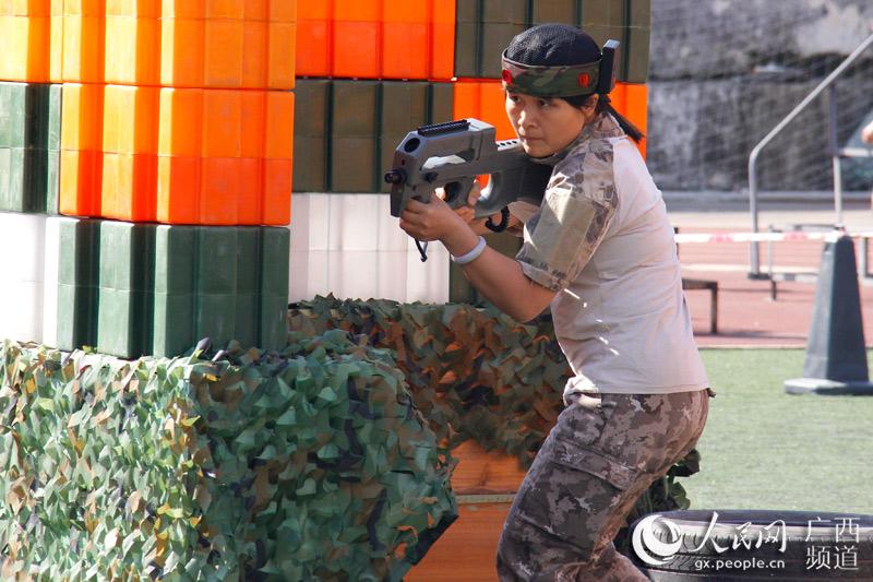 广西野战v视频冠军赛中国视频国庆感应鸣枪赛区开战眼镜图片
