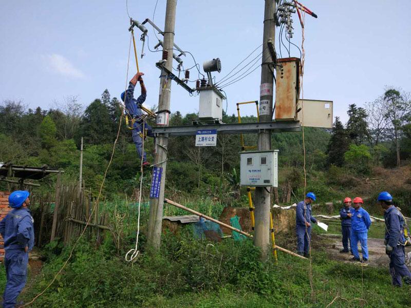 象州供电公司:迎难勇进,强化配网精益化管理