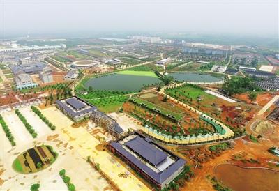 平南雄森生物科技园项目稳步推进