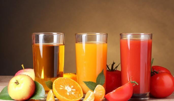 7种健康果蔬汁大放送 排毒清淤还能滋补身体