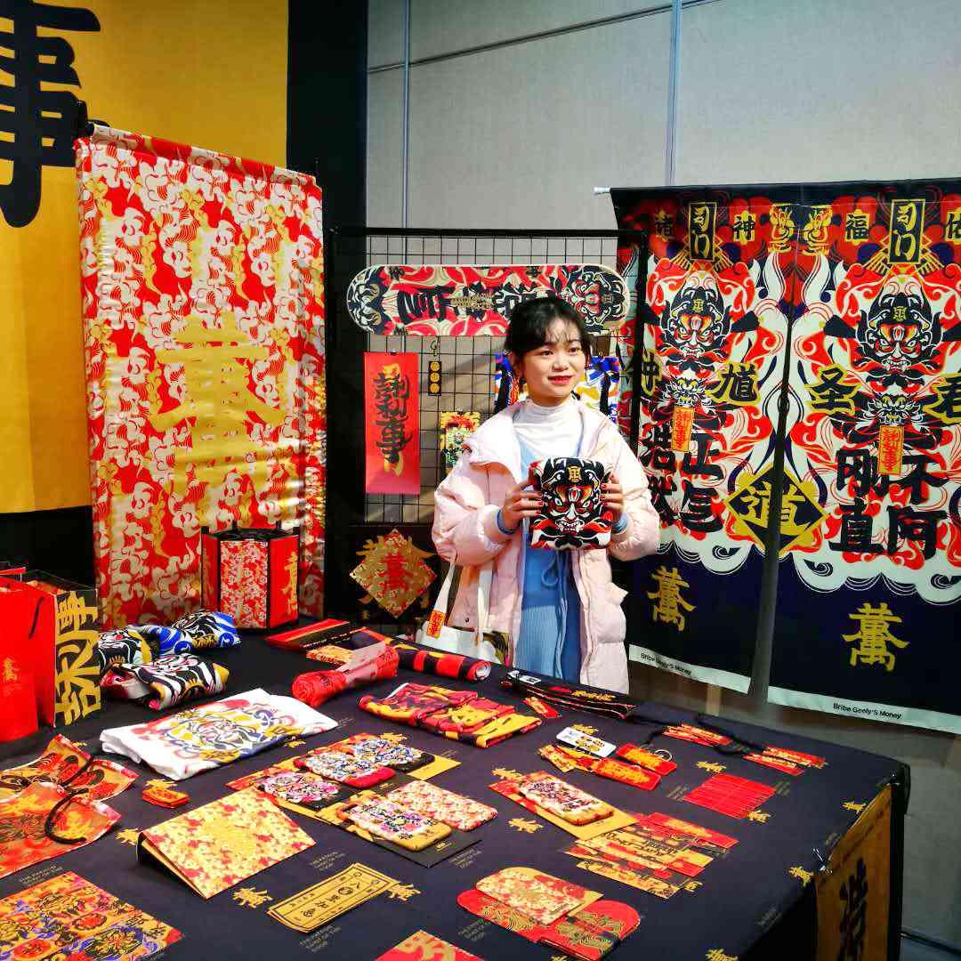 广西艺术学院职业技术学院举办毕业设计作品展
