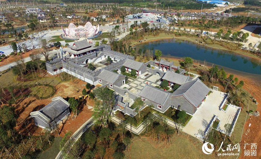 第11届广西(贵港)园博会即将开幕打造百姓园博