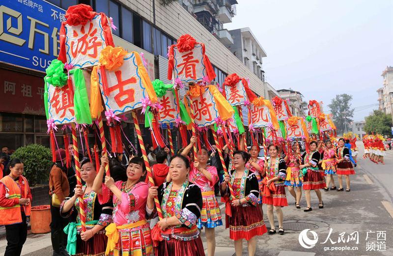 传统民俗文化闹新春