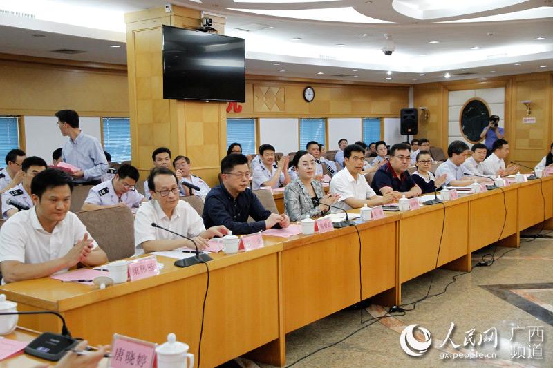 广西:畅谈便民办税 持续优化税收营商环境