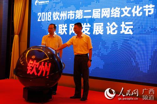 广西钦州举办第二届2017最新注册送白菜网文化节