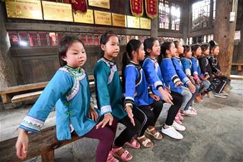 贵州榕江:侗族大歌代代传