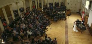 比利时列日孔子学院举行成立12周年音乐会