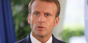 """马克龙""""花钱""""缓危机 半数法国人支持"""
