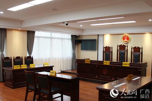 梧州市人民检察院的检察庭