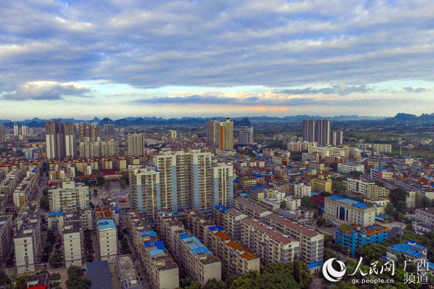 柳江区再次获评 广西科学发展先进县 城区