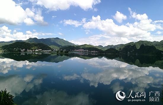 广西丹州风景区