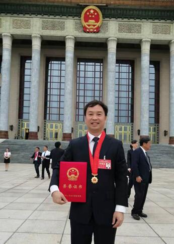 广西理工职业技术学校荣获全国教育系统先进集体称号