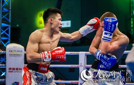 桂林国际拳击公开赛落幕中国军团收获3冠