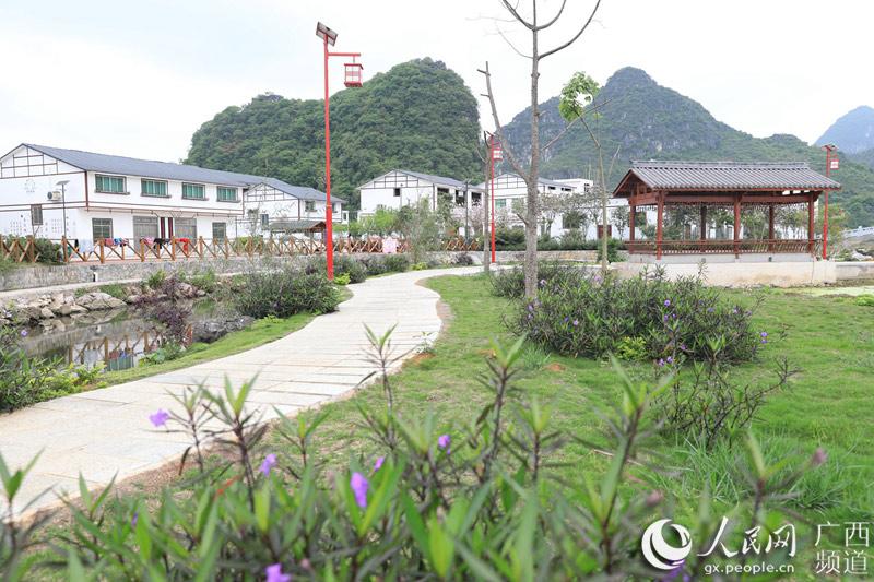 柳江区百朋镇助推全域旅游发展