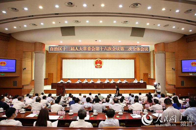 黃世勇、劉宏武被任命為廣西壯族自治區副主席