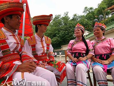 宜州:传承刘三姐山歌艺术